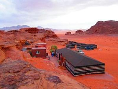 Bedouin Meditation Camp, Aqaba