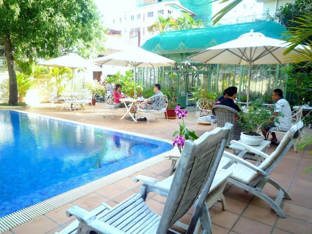 Best price on fj boutique hotel phnom penh in phnom penh for Best boutique hotels phnom penh