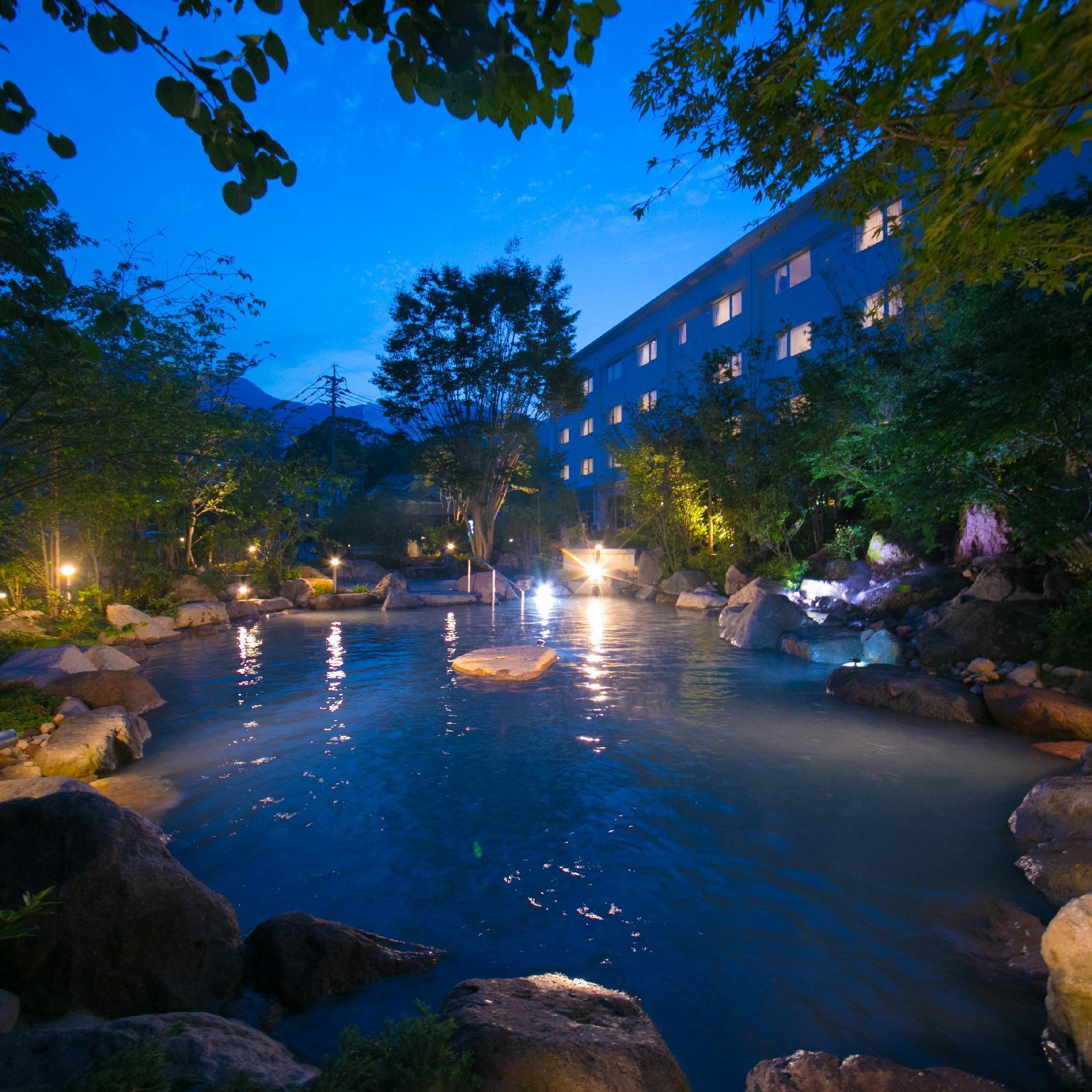 Hotel Mori no Yu Resort, Beppu