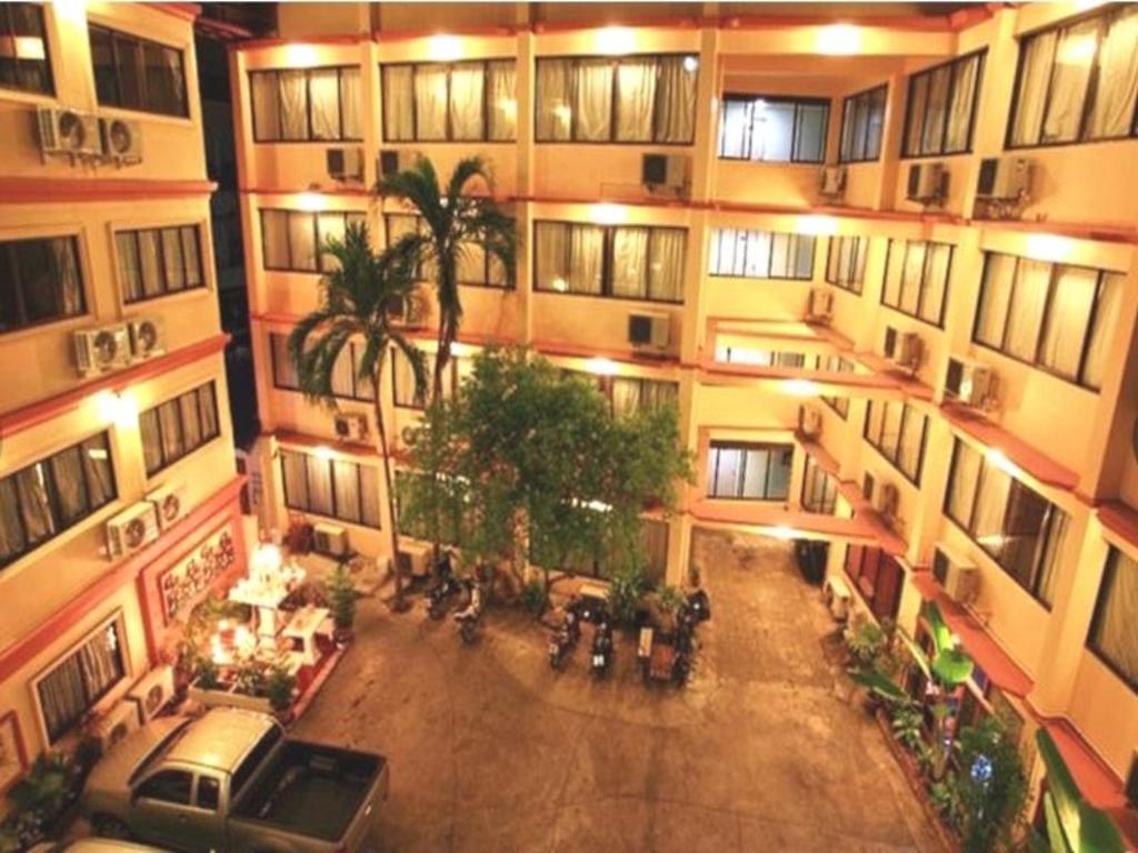 ドリーム ホテル パタヤ