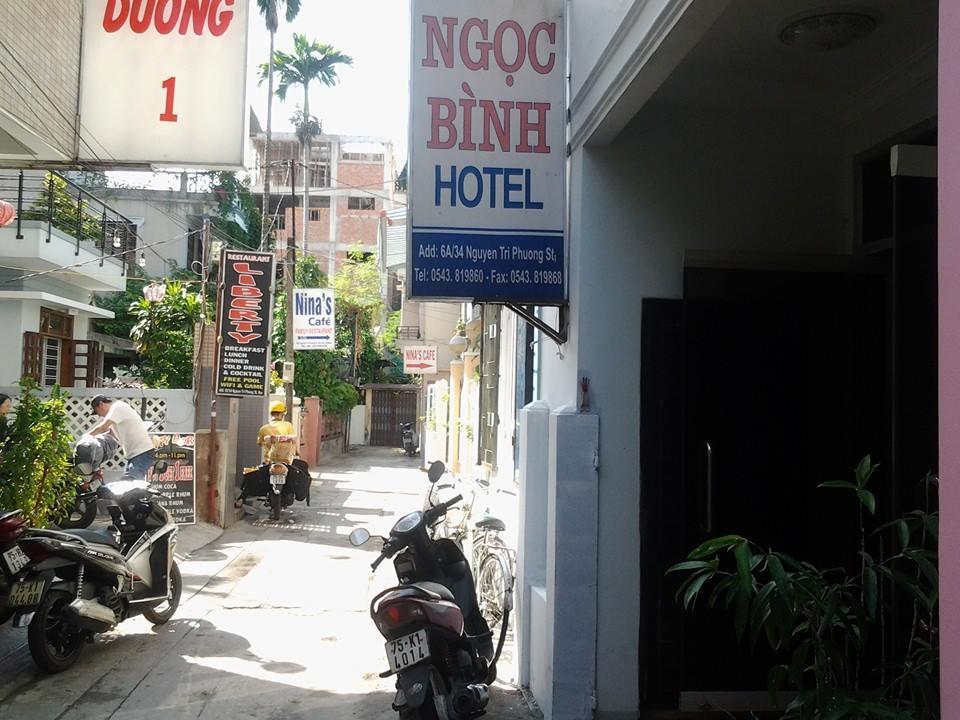 Ngoc Binh Hotel, Huế