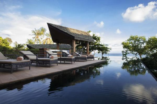 BHY - 5 Bedroom Beachfront villa with private pool Koh Samui
