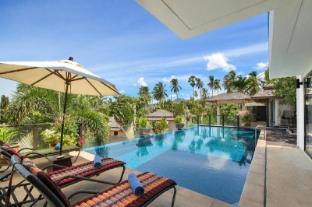 Dhevatara Residence Villa 7 -Sea view, 4 Bedroom - Koh Samui