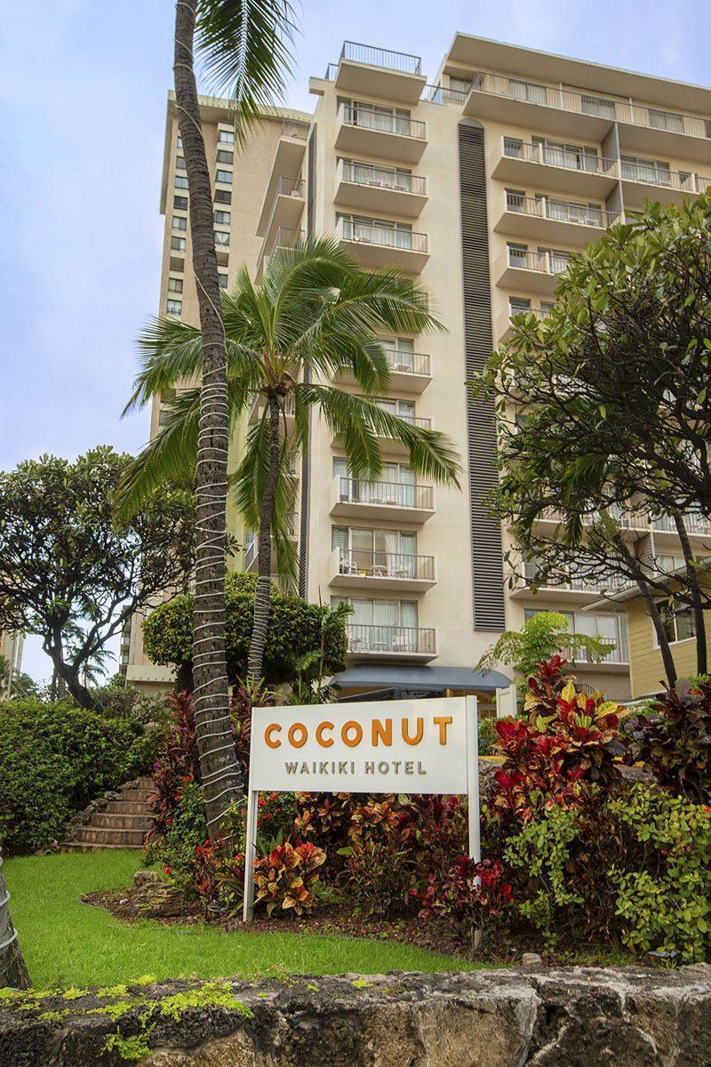ココナッツ ワイキキ ホテル