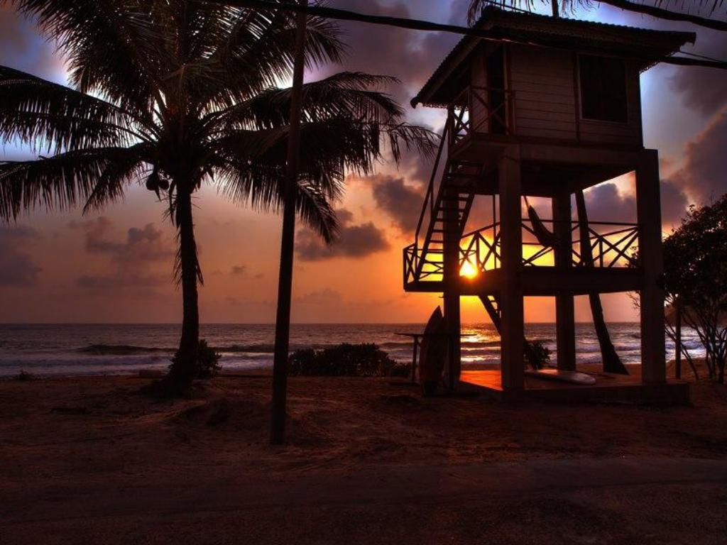 Coconut Grove Tioman Sea View Double Room