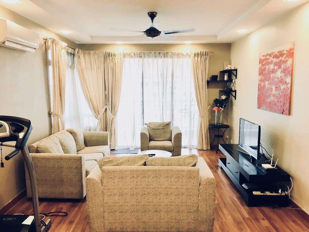 Cozy Place @Royal Domain near KL City