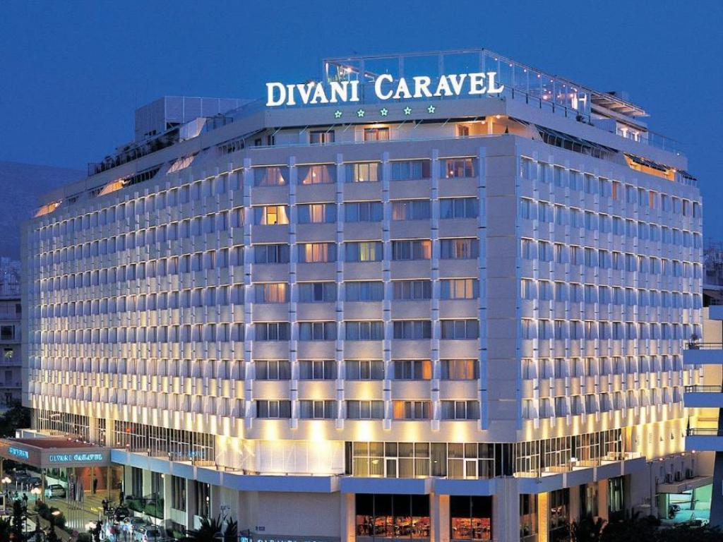 best price on divani caravel hotel in athens reviews