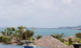 Dhevatara Residence Villa 8 -Sea view, 3 Bedroom - Koh Samui