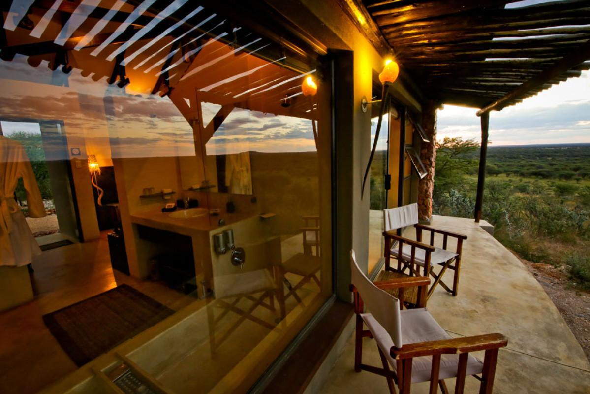 Otjiwa Safari Lodge, Omatako