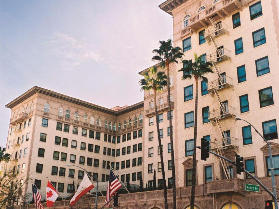 Best Price on A Four Seasons Hotel Beverly Wilshire in