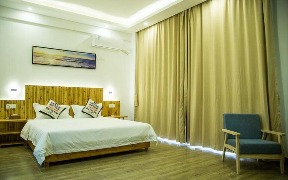 NianlunStay Pusu Studio with 1 Bed