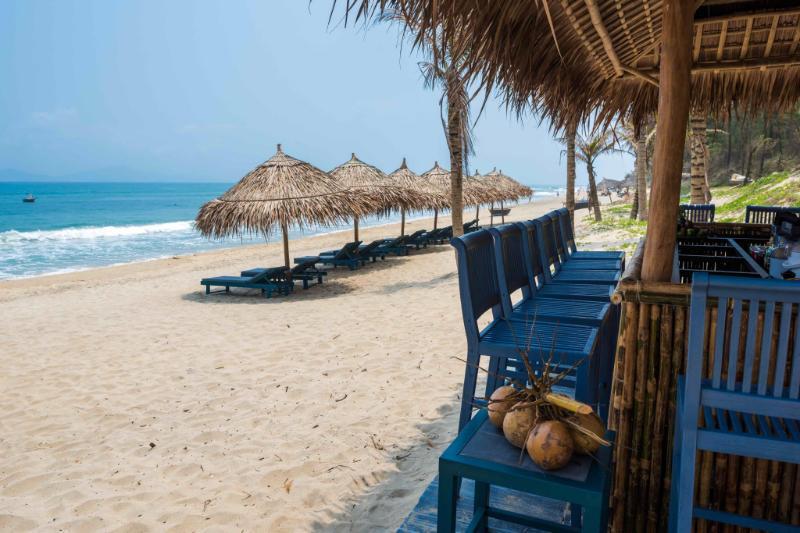 Khu Nghỉ Dưỡng & Spa Bãi Biển Sol An Bàng