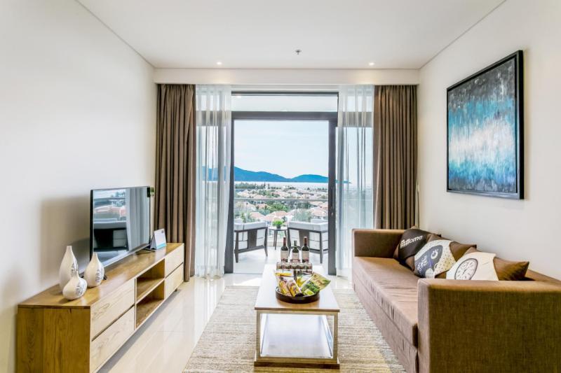 B806 Ocean Apartment 2BR -SABINA Da Nang
