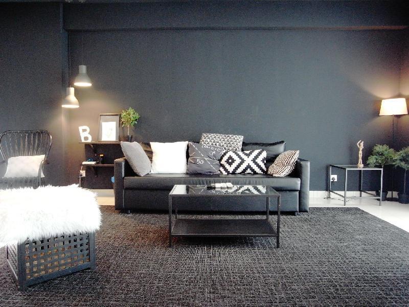 M23 Home Away - BLACK . WHITE Designer Space