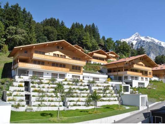 Chalet Mittellegi, Interlaken