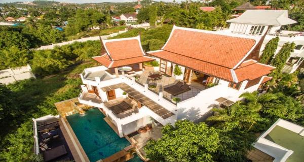 6 Bedroom Seaview Villa Big Buddha Koh Samui