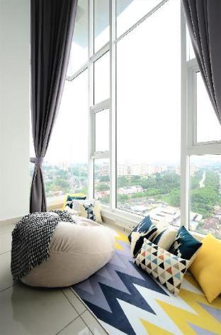 [NICE!] 8Pax 5mins to MidValley/ Super City View!, Kuala Lumpur