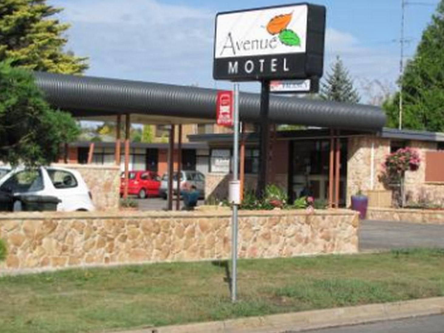 Avenue Motel, Ballarat  - Inner North