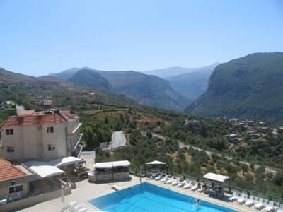 Le Tournant Hotel & Resort, Zgharta