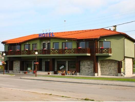 Dragoman Hotel, Dragoman