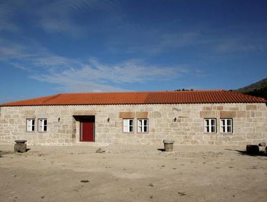 Casa do Outeiro, Póvoa de Lanhoso