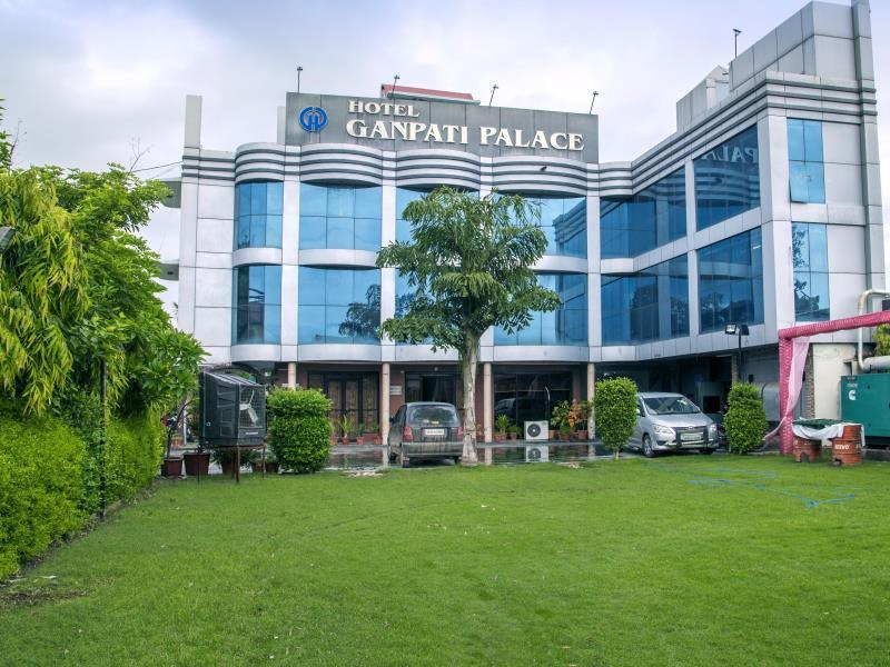 Hotel Ganpati Palace, Mathura