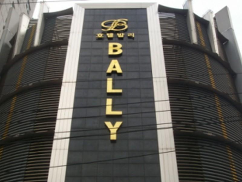ホテル バリー