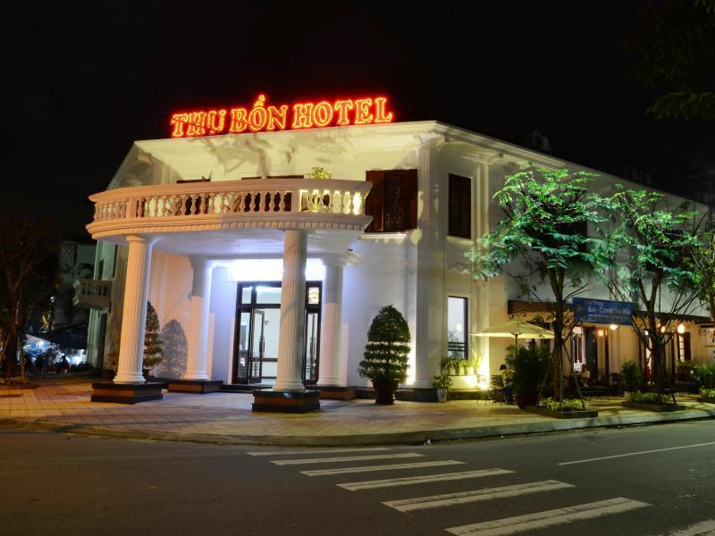 Khách Sạn Thu Bồn Đà Nẵng