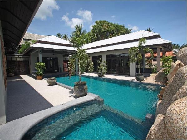 Tranquil Villa ( 4 bedroom ) with Ocean View Koh Samui