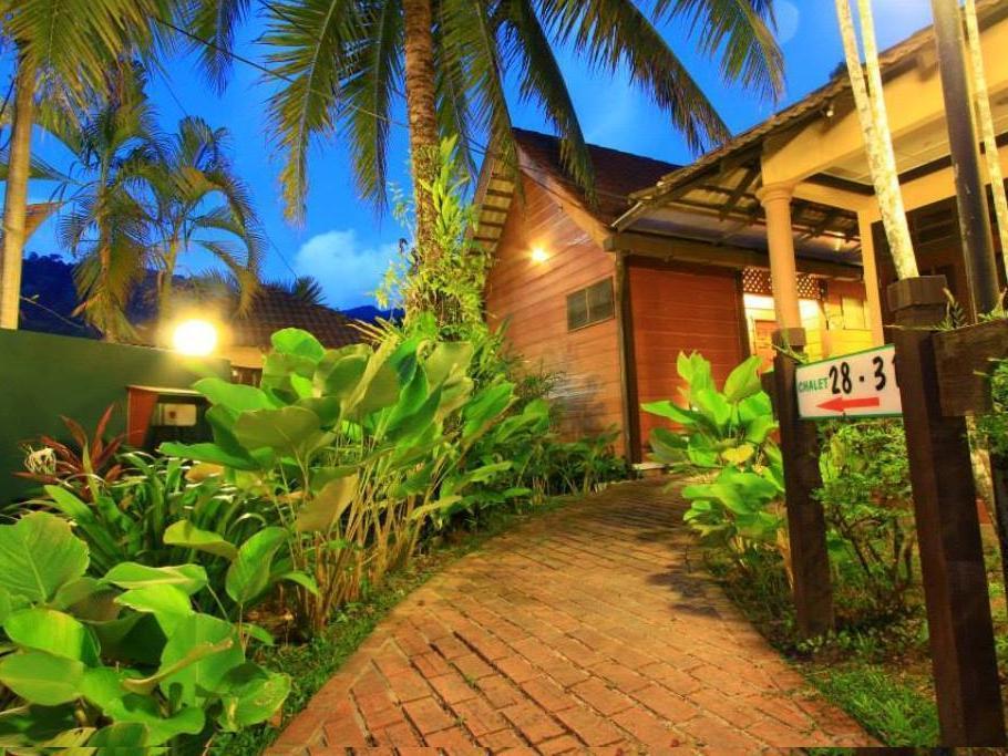 Six Villa Inn, Dungun