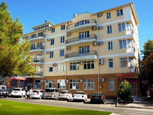 Yakor Hotel, Anapskiy rayon