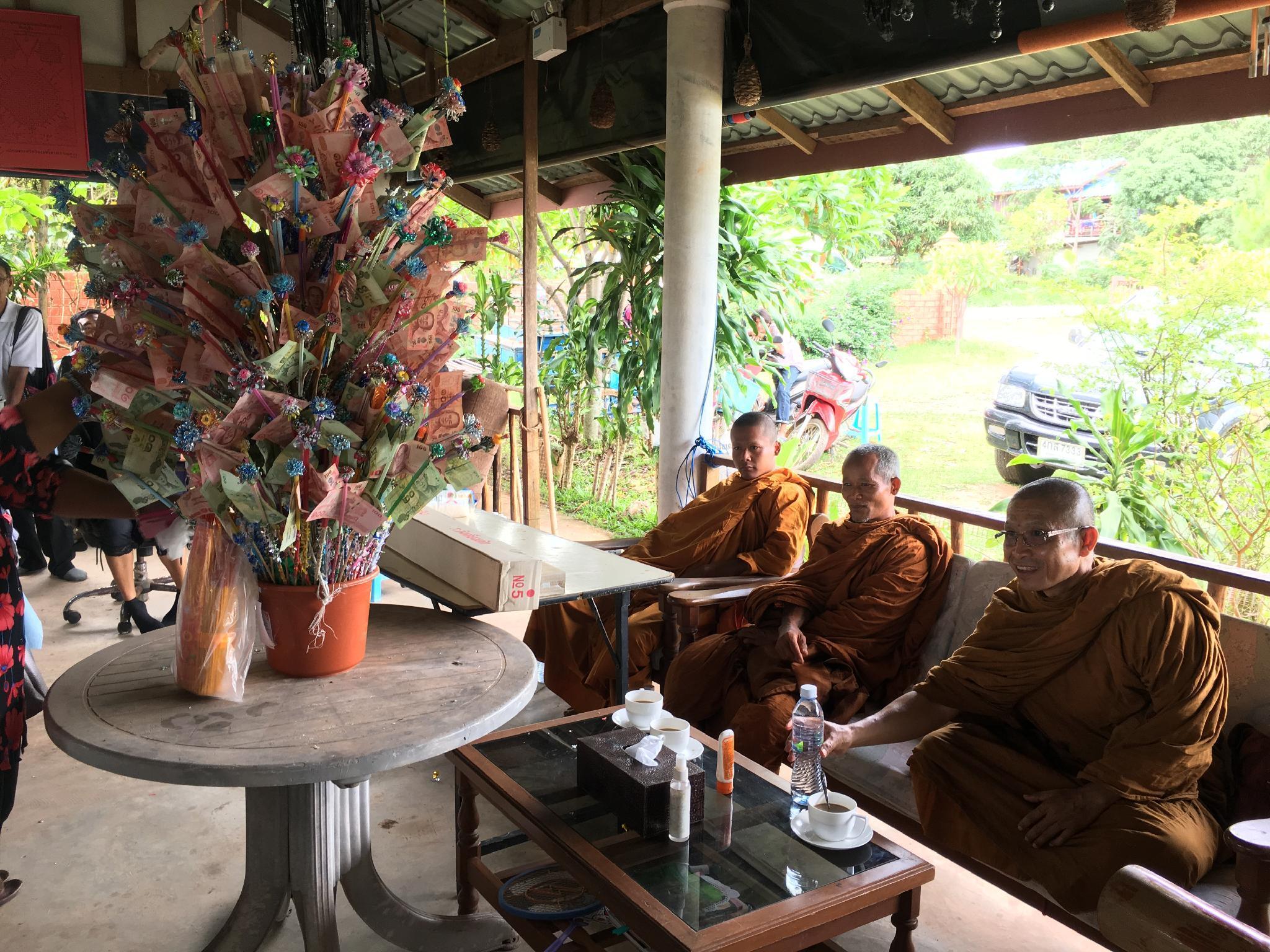 Baan Tung Krajeaw Highland Resort, Thep Sathit