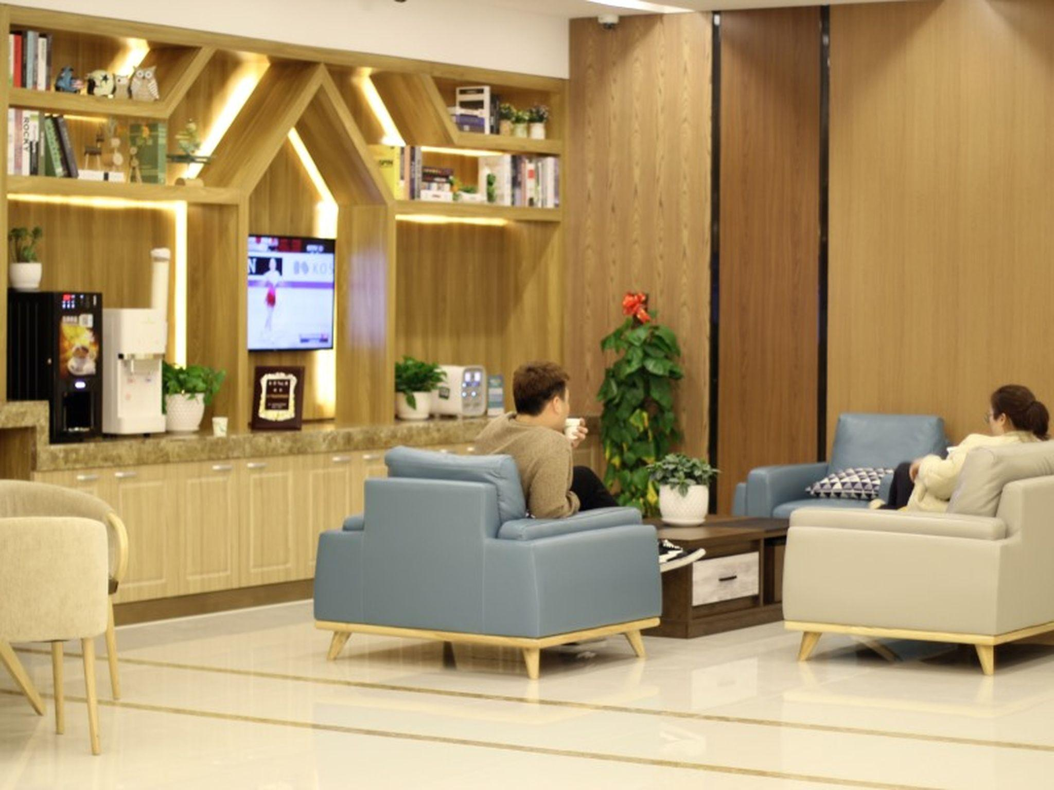 GreenTree Inn Shanghai Baoshan District Tieshan Road Youyi Road Express Hotel, Shanghai