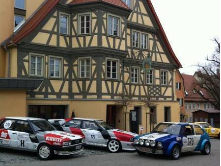 Hotel Restaurant Krone, Schwäbisch Hall