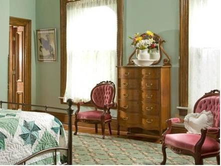 The Carriage House Inn B&B, Lynchburg