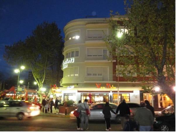 Hotel Danieli, General Alvarado