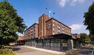 ダブルツリー バイ ヒルトン ホテル ロンドン イーリング