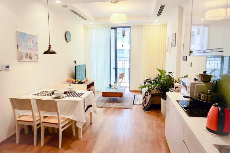 NEW,SKY GARDEN,DELUX&CENTRAL 2BR Apt(The TuHouse)
