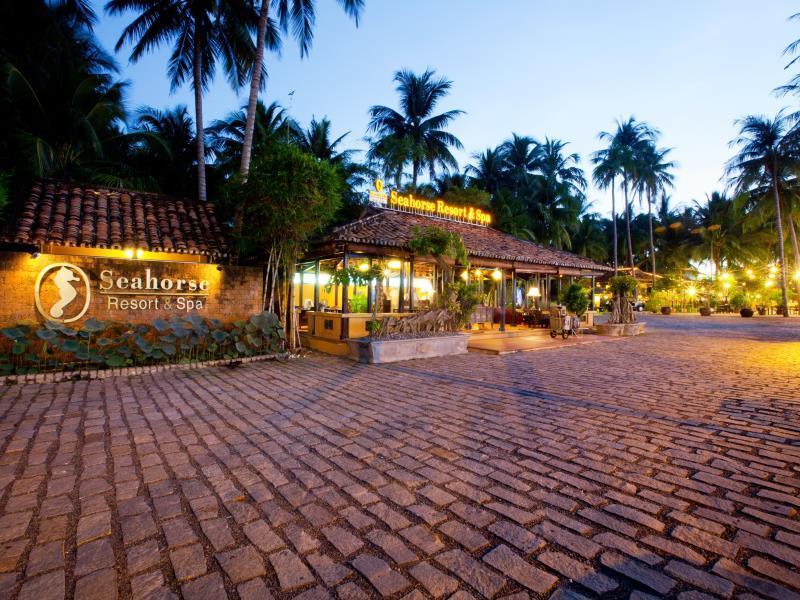Khách Sạn Seahorse Mũi Né