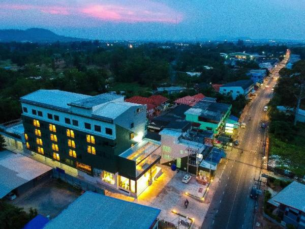 Comet Hotel Surat Thani Suratthani