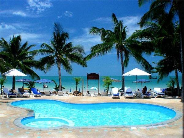 Seascape Beach Resort Koh Samui