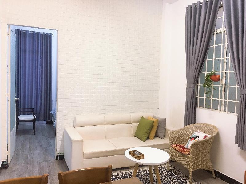 Apartment on Bui vien Street