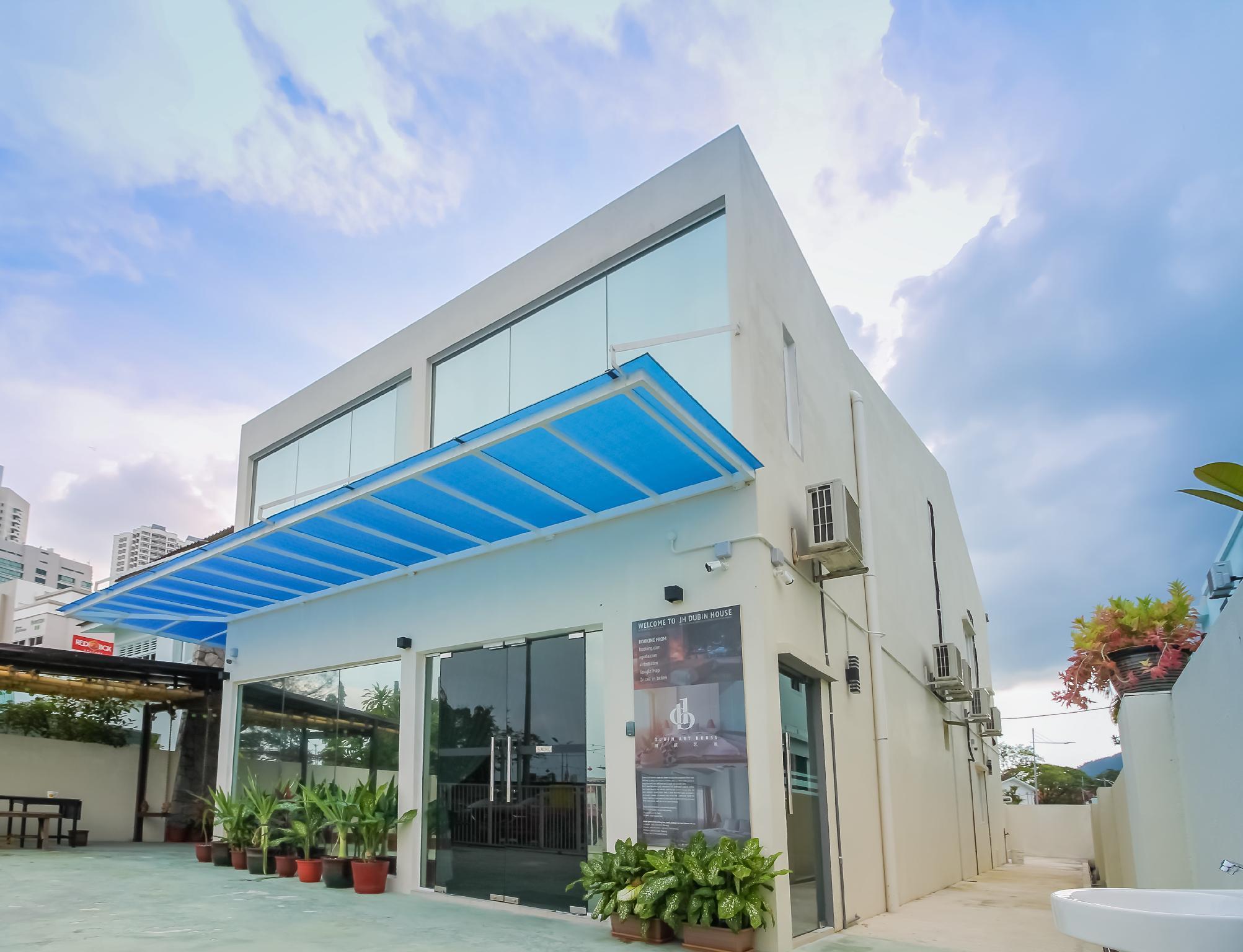 Dubin Art House, Pulau Penang