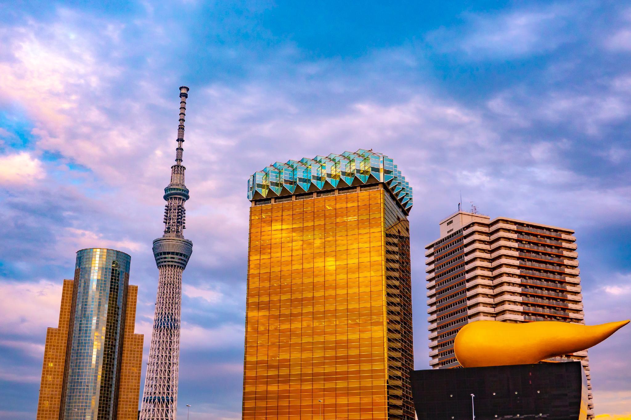 Stay SAKURA Tokyo Asakusa SIX, Taitō
