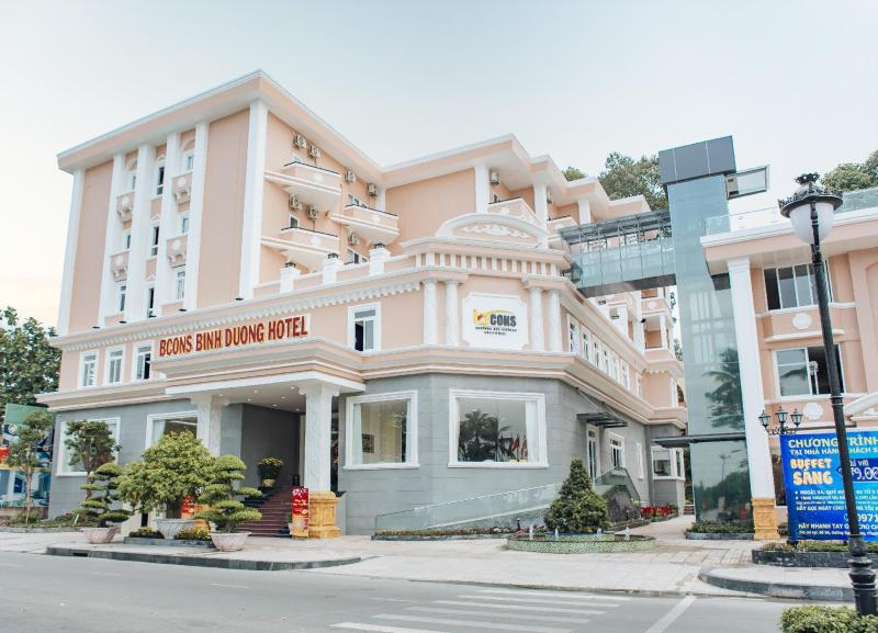 Khách sạn Bcons Bình Dương