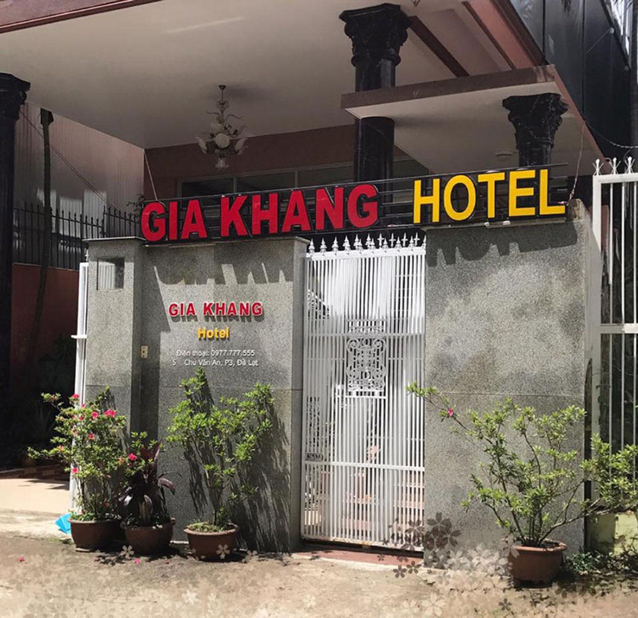 Gia Khang Hotel, Đà Lạt