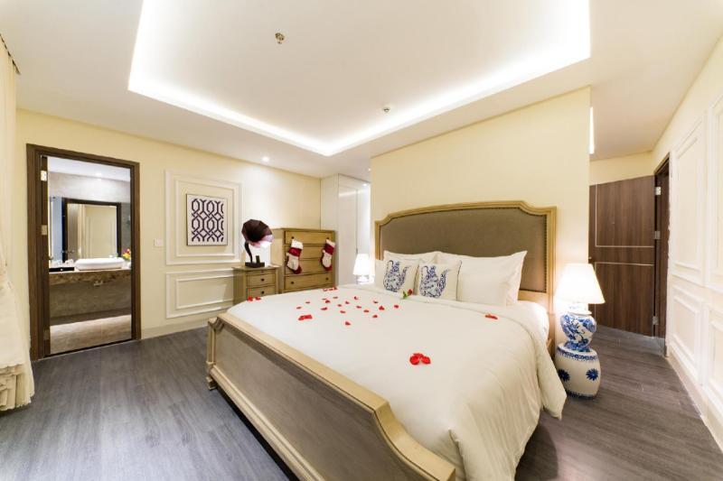 Khách Sạn & Spa Parze Ocean