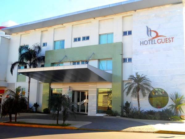 Hotel Guest, Venâncio Aires
