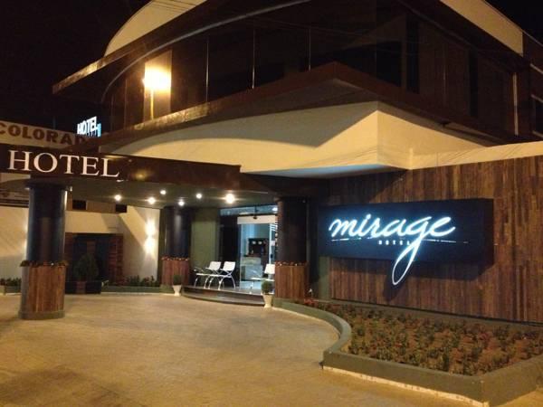 Hotel Mirage, Vilhena