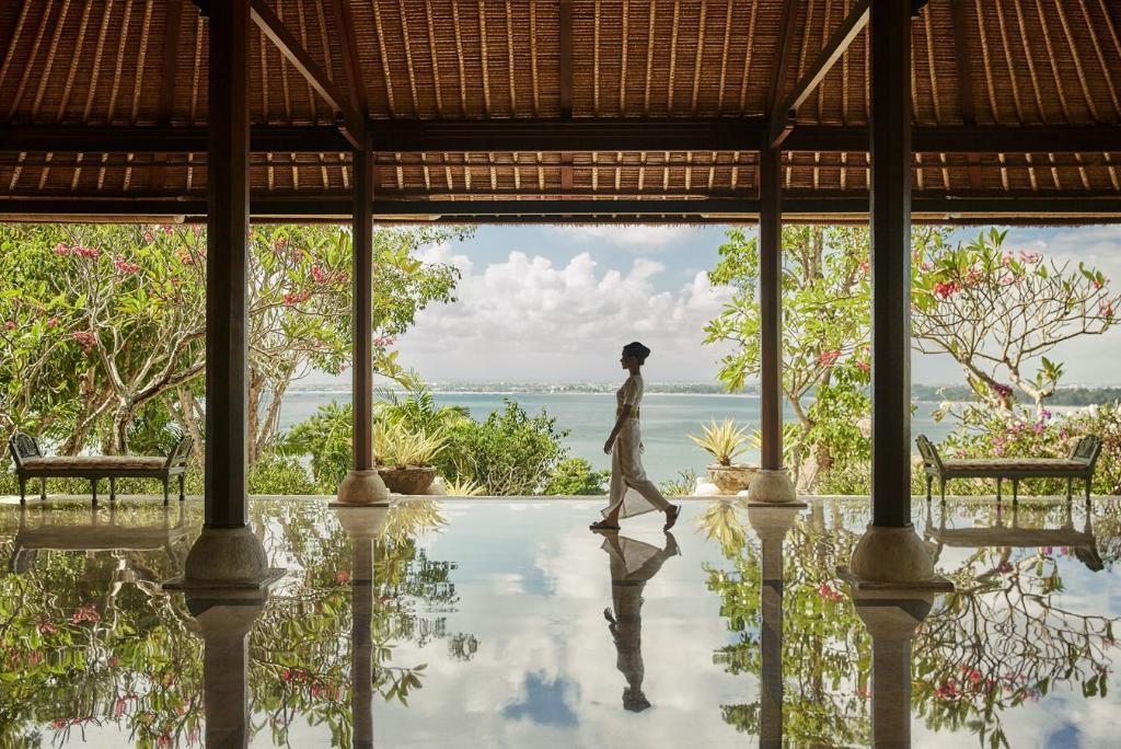 Bali beach club at jimbaran bay